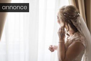 Opsætning af hår til bryllup
